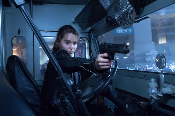 Terminator Genisys Movie Trailer with Emilia Clarke