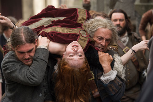 Lotte Verbeek in Outlander Season 1