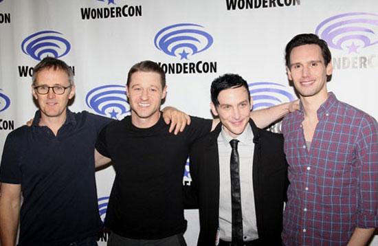 John Stephens Interview on Gotham Season 1