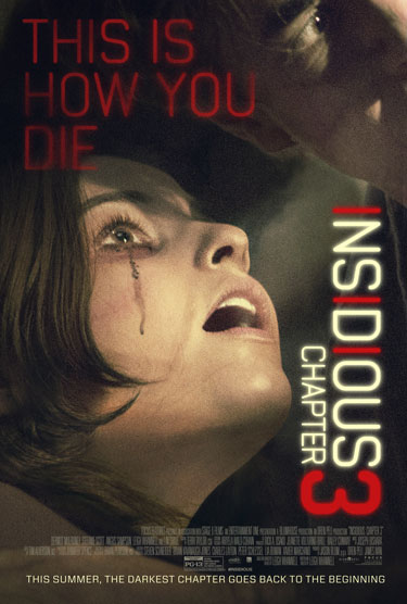 Insidious Chapter 3 Poster and New Clip