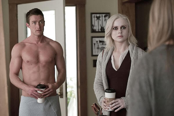Robert Buckley 'iZombie' Interview Season 1