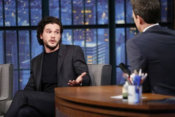 Jon Snow Goes to a Dinner Party