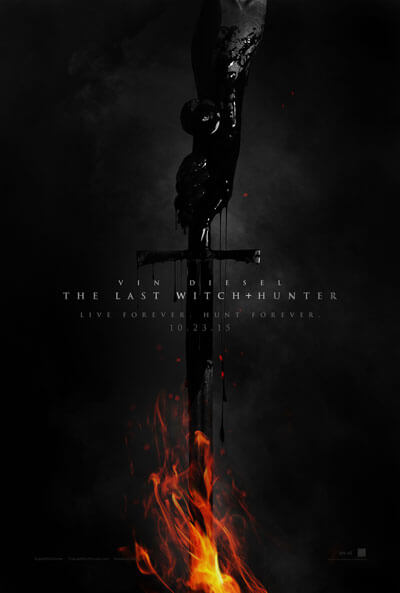 The Last Witch Hunter Teaser Trailer and Poster with Vin Diesel