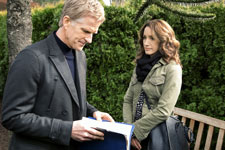 Matthew Modine and Jessica Beals in Proof