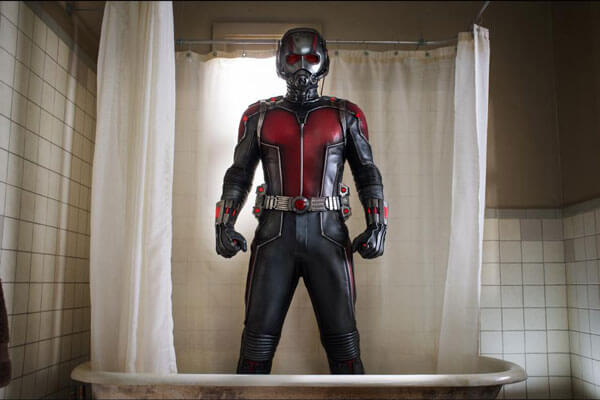 Paul Rudd Ant-Man Costume