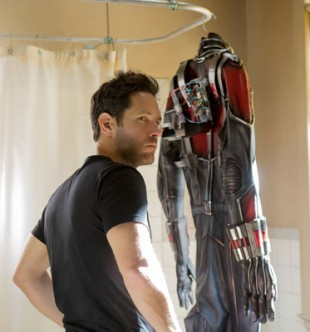 Paul Rudd Interview on 'Ant-Man'