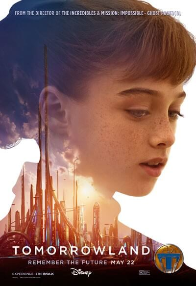 Tomorrowland Character Posters