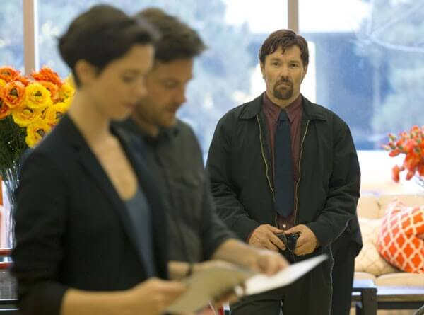The Gift Rebecca Hall, Jason Bateman, Joel Edgerton