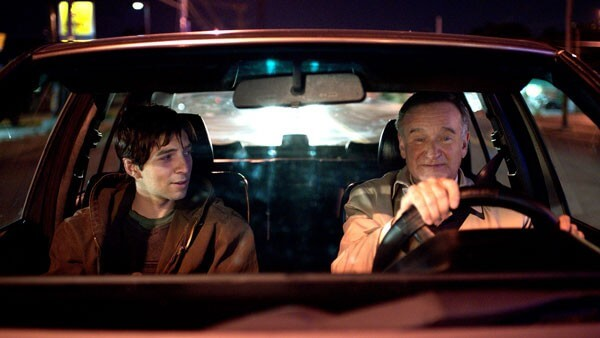 Roberto Aguire Interview on Boulevard and Robin Williams