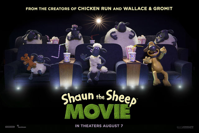 Shaun the Sheep Gets a US Premiere Date