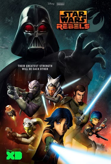 Star Wars Rebels Trailer and Poster for Season 2