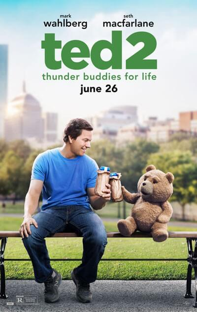 Ted 2 Red Band Trailer and Poster
