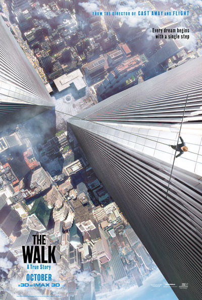 New Poster for The Walk
