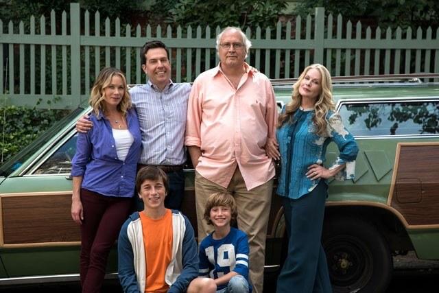 Vacation Cast Photo