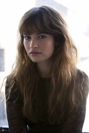 Lily James and Christopher to Star in The Kaiser's Last Kiss