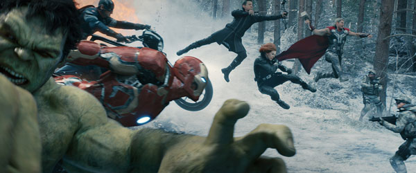 Film Review: Avengers Age of Ultron