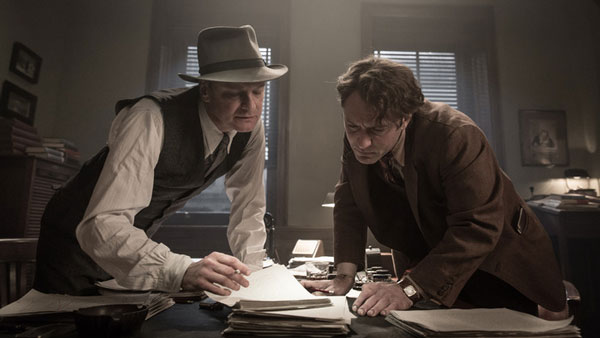 Lionsgate Picks Up Genius with Colin Firth