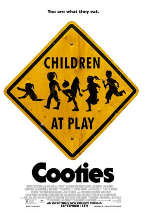 Cooties Movie Trailer with Elijah Wood