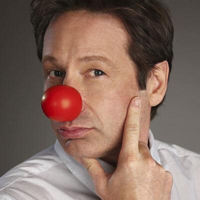 Seth Meyers, David Duchovny and Jane Krakowski Host Red Nose Day