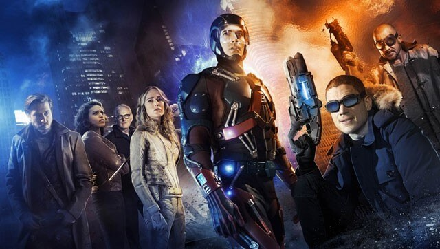 DC's Legends of Tomorrow Cast