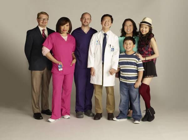 Dr Ken Cast Photo