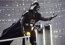 Empire Strikes Back with Darth Vader