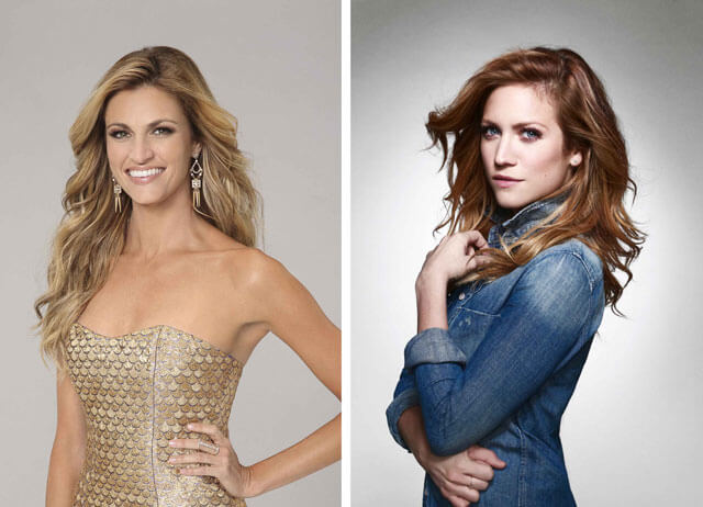 Brittany Snow and Erin Andrews Host the 2015 CMT Music Awards