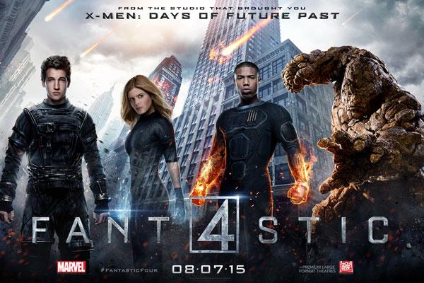 Fantastic Four Final Movie Trailer