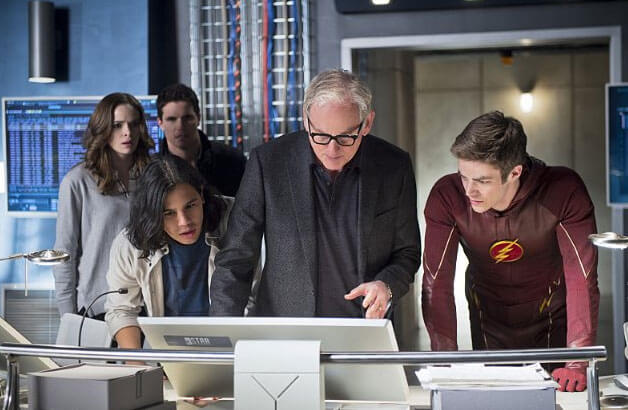 The Flash Season 1 Finale Recap