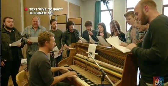 Game of Thrones The Musical by Coldplay