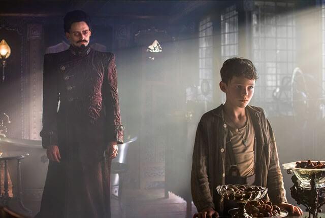 New 'Pan' Movie Trailer with Hugh Jackman