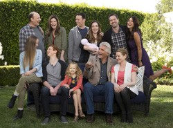 Life in Pieces Cast Photo