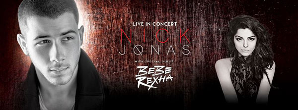 Nick Jonas Announces 2015 North American Concert