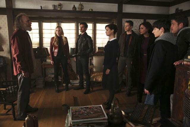 Once Upon a Time Season 4 Finale Part 1 Recap
