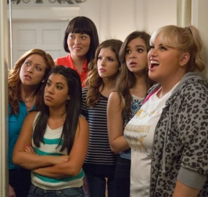 Cast of Pitch Perfect 2