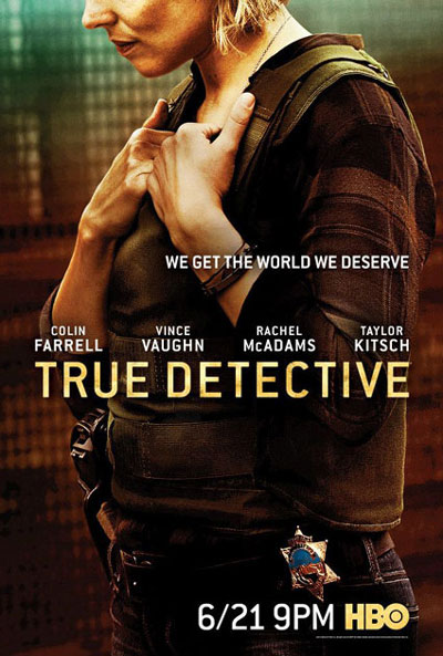 True Detective Season Two Character Posters