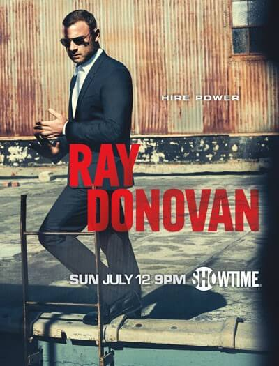 Ray Donovan First Season 3 Trailer and Posters
