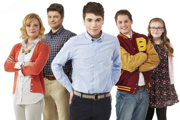 The Real O'Neals Cast Phot