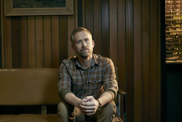 Reed Diamond Interview on Wayward Pines
