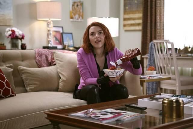 SNL Fake Black Widow Trailer with Scarlett Johansson