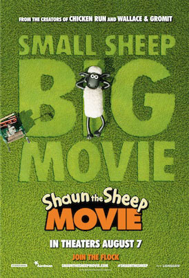 Shaun the Sheep Movie Official Trailer