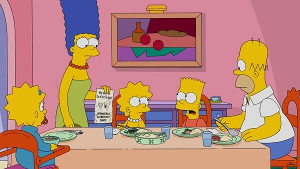 The Simpsons Voice Cast Returns