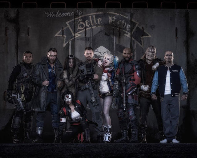 Suicide Squad First Footage Released