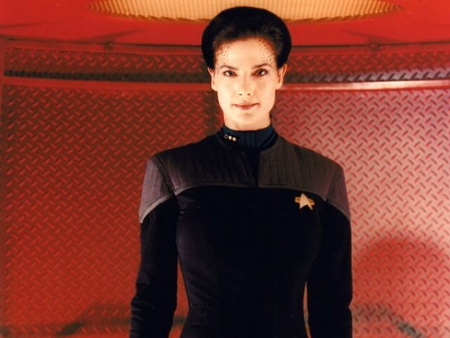 Terry Farrell Interview - Looking Back at Her Career
