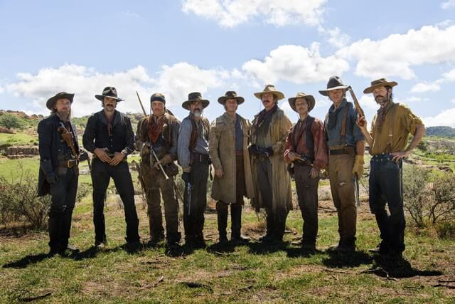 History Releases 'Texas Rising' Trailer