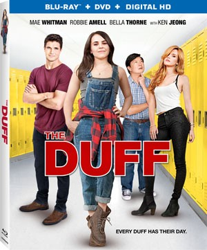 The Duff Blu-ray Contest Details