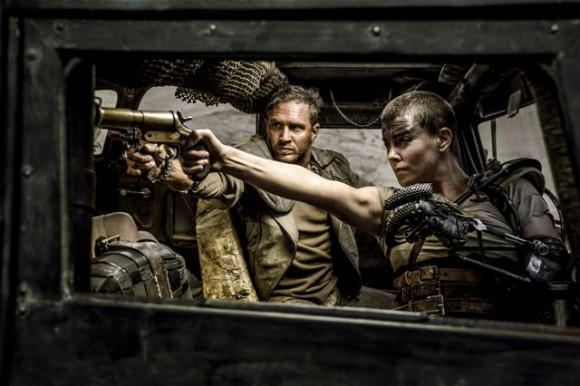 Mad Max Fury Road Charlize Theron, Tom Hardy