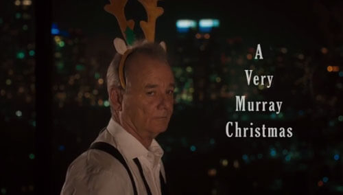 A Very Murray Christmas Special with Bill Murray