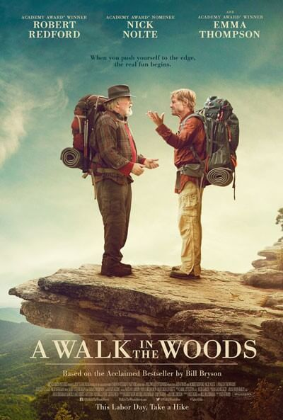A Walk in the Woods New Trailer and Poster