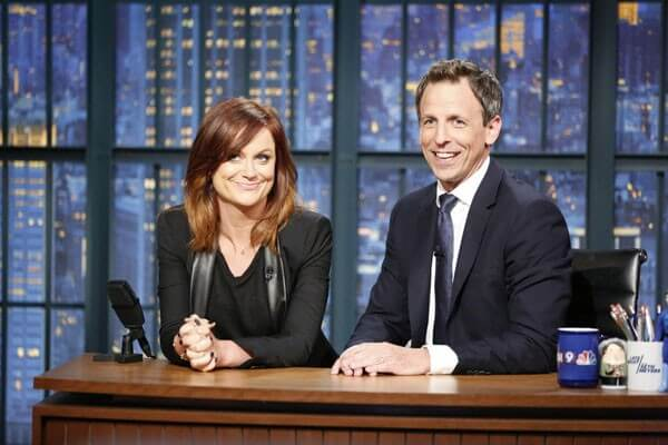 Amy Poehler, Seth Meyers Take on SI Writer, Promote Women's Soccer
